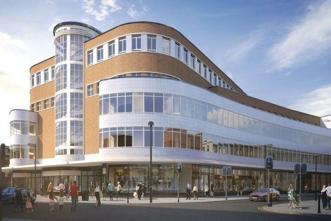 Thumbnail Flat for sale in Sepulchre Gate, Doncaster, South Yorkshire