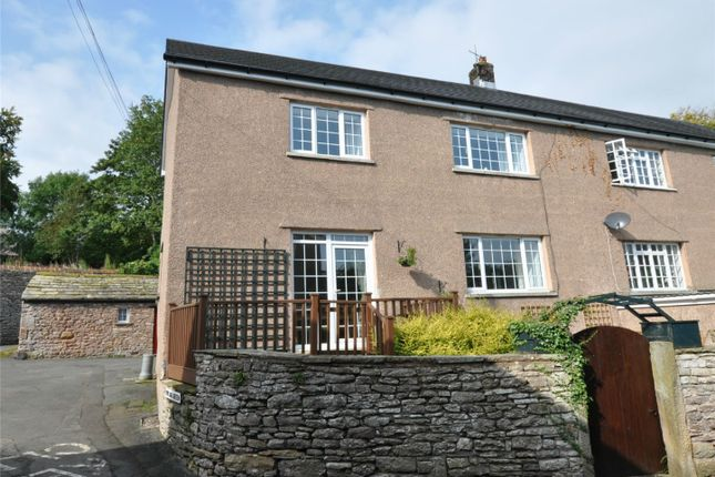 Thumbnail Semi-detached house for sale in Old Brewery, Mellbecks, Kirkby Stephen, Cumbria