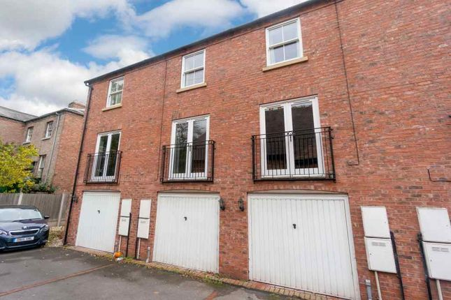 Thumbnail Terraced house for sale in St. Michaels Street, Shrewsbury