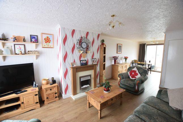 Living Area of Coast Road, Pevensey Bay BN24