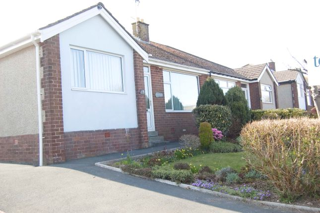 Thumbnail Semi-detached bungalow to rent in Yewdale Avenue, Barrow-In-Furness