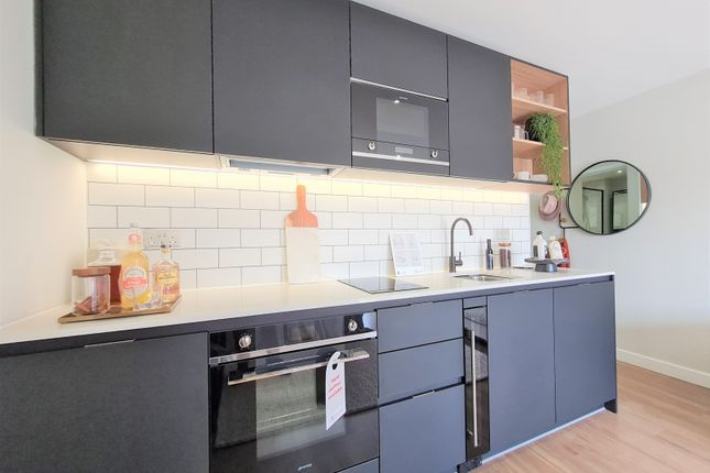 Studio for sale in Farington House, Beaufort Park, London NW9