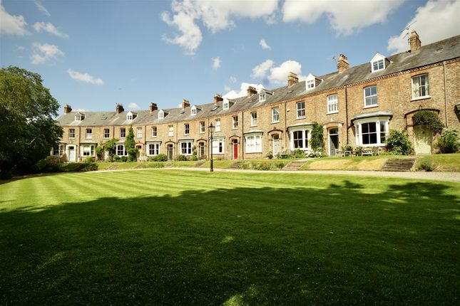 Thumbnail Town house for sale in The Crescent, Thirsk
