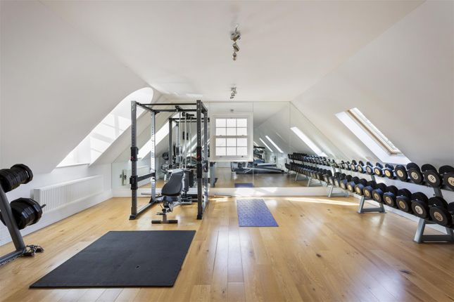 Gymnasium of The Warren, Kingswood, Tadworth KT20