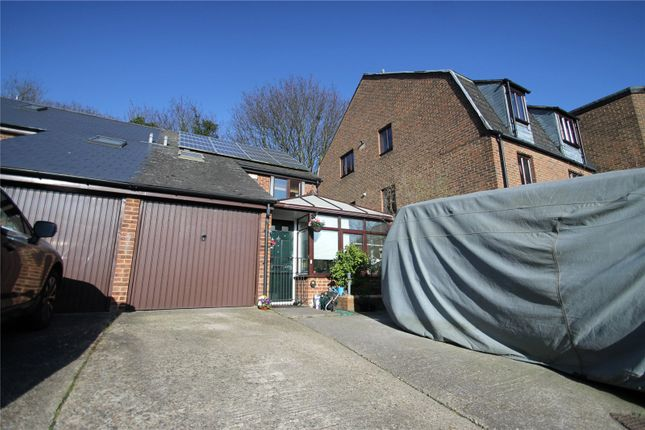 Thumbnail Semi-detached house for sale in Margetts Place, Lower Upnor, Kent
