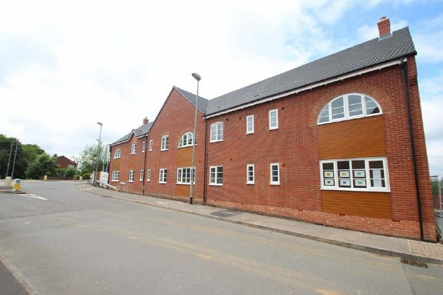 Thumbnail Flat for sale in Pipistrelle Drive, Market Bosworth, Nuneaton