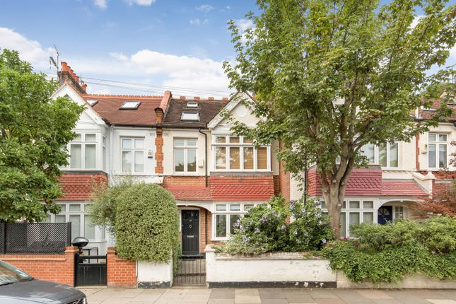 Thumbnail Terraced house for sale in Clancarty Road, London