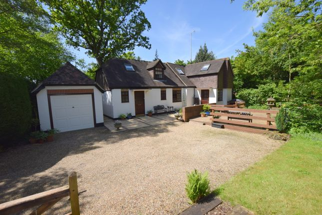 Thumbnail Cottage for sale in Watery Lane, Church Crookham, Fleet
