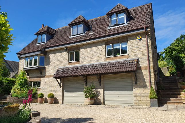 Thumbnail Detached house for sale in Wotton Road, North Nibley