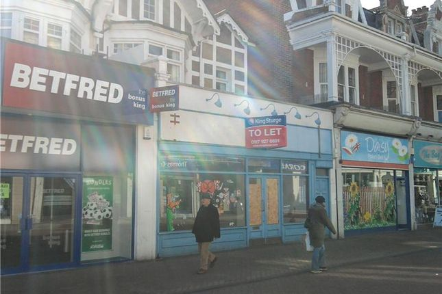 Thumbnail Retail premises to let in 589-591, Christchurch Road, Boscombe, Bournemouth, Dorset, UK