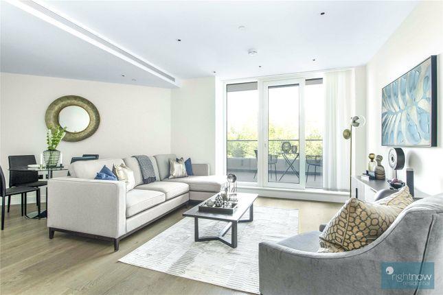 Thumbnail Flat for sale in Sophora House, 342 Queenstown Road, Vista Chelsea Bridge