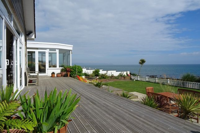 Thumbnail Detached house for sale in East Camps Bay, Downderry, Torpoint