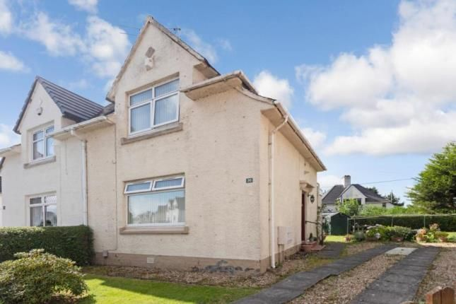 Thumbnail Semi-detached house for sale in Beardmore Cottages, Old Greenock Road, Inchinnan, Renfrew
