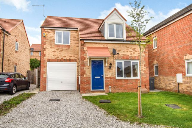 Thumbnail Detached house for sale in Far Moor Close, Rotherham, South Yorkshire