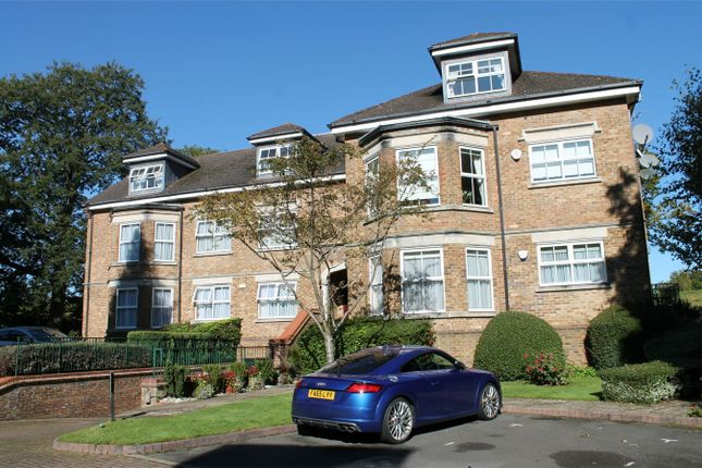 Thumbnail Flat for sale in The Laurels, Magpie Hall Road, Bushey Heath, Hertfordshire