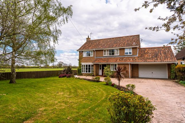 Thumbnail Detached house for sale in East Lane, Shipton By Beningbrough, York