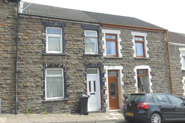 Thumbnail Terraced house for sale in Thomas Street, Treharris