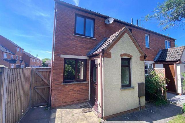 Thumbnail End terrace house for sale in Calendula Court, Vervain Close, Churchdown