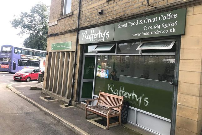 Restaurant/cafe for sale in Baker Street, Lindley, Huddersfield