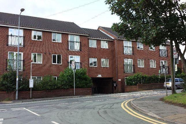 Thumbnail Flat to rent in Edburton Court, Golborne, Warrington