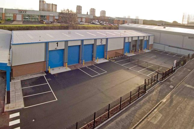 Thumbnail Industrial to let in Unit 2, Cheston Road, Birmingham
