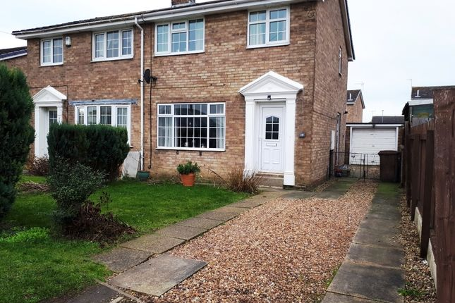 Thumbnail Semi-detached house to rent in Skerne Road, Driffield