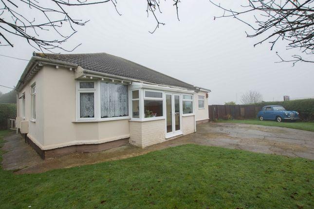 Thumbnail Bungalow for sale in Cauldham Lane, Capel