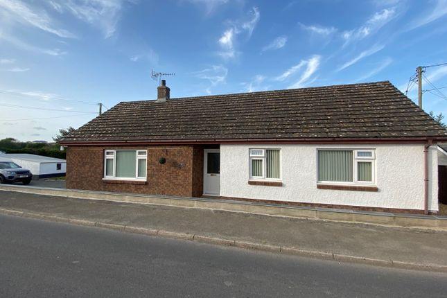 Thumbnail Detached bungalow for sale in Saron, Llandysul