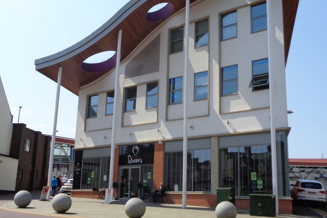 Office to let in Queen Street, Mansfield