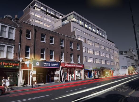 Thumbnail Flat for sale in Green Dragon House, High Street, Croydon, .