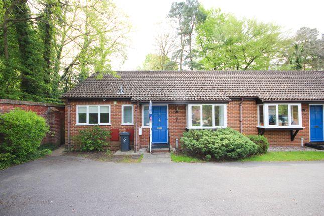 Semi-detached bungalow to rent in Victoria Hill Road, Fleet