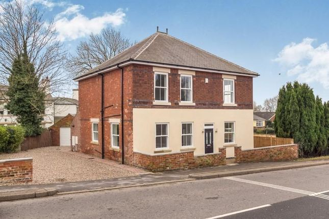 Thumbnail Detached house for sale in Nottingham Road, Selston, Nottingham