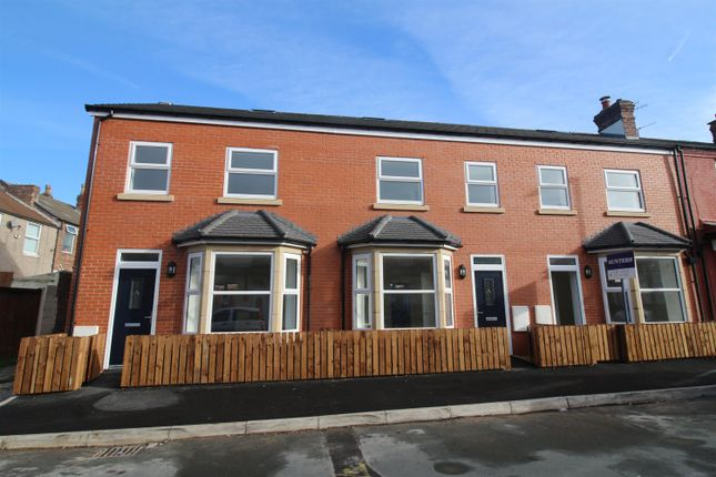 Thumbnail Town house for sale in Russell Road, Wallasey, Wirral