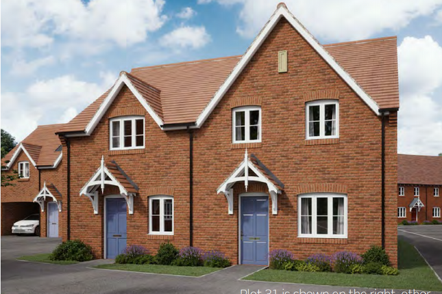 Semi-detached house for sale in Constance Road, Wimborne