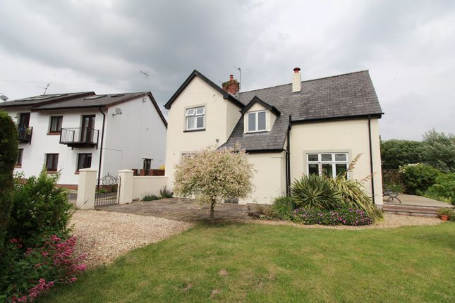 Thumbnail Detached house for sale in Hanbury Close, Caerleon, Newport