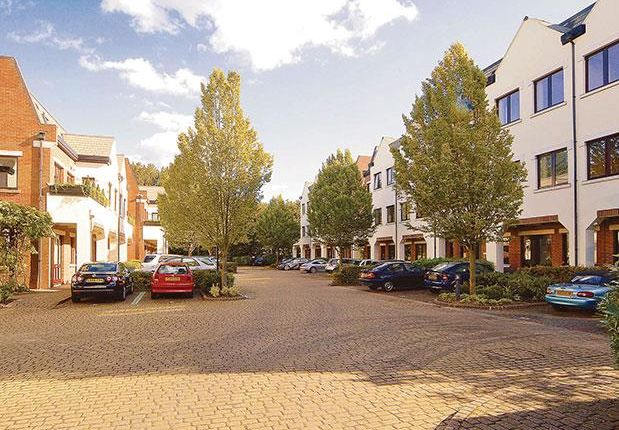 Thumbnail Commercial property for sale in Lincolns Inn Office Village, Lincoln Road, Cressex Business Park, High Wycombe, Buckinghamshire