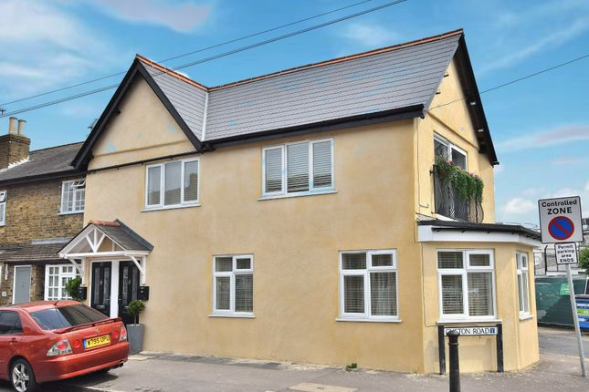 Thumbnail Flat for sale in Chapel Terrace, Forest Road, Loughton