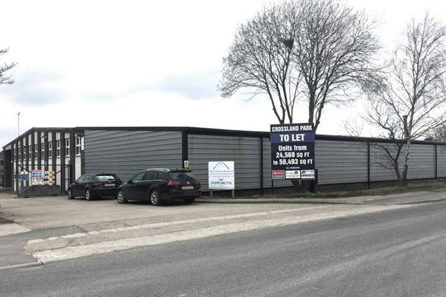 Thumbnail Warehouse to let in Crossland Park, Cross Green Industrial Estate, Cross Green Way, Leeds, West Yorkshire