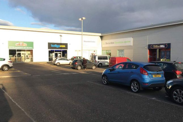 Thumbnail Retail premises to let in Unit 1, 142 Arbroath Road, Dundee