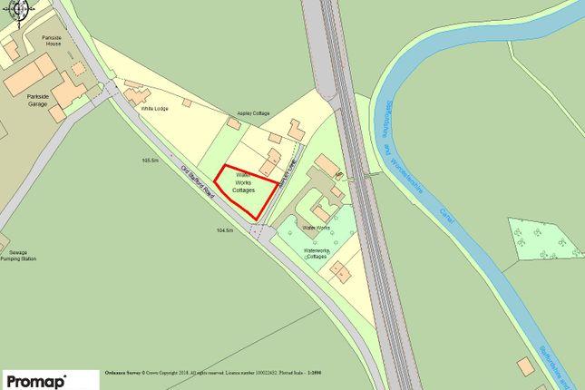Thumbnail Land for sale in Aspley Lane, Slade Heath, Wolverhampton