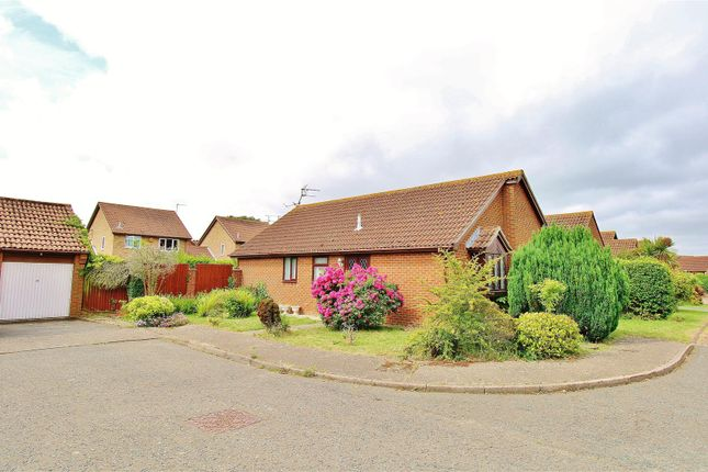 3 bed detached bungalow for sale in Slaters Close, Kirby Cross, Frinton-On-Sea CO13