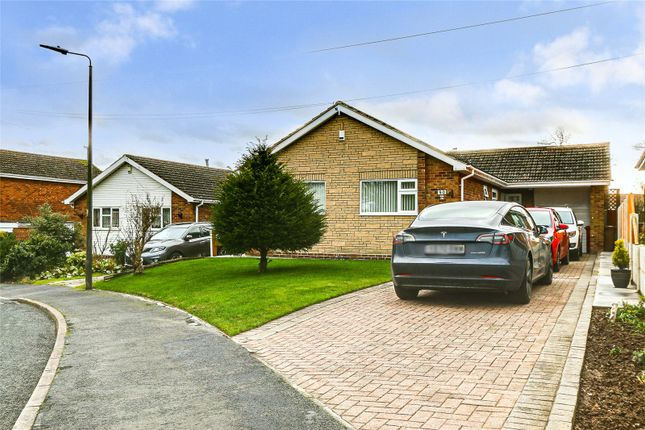 3 bed bungalow for sale in Bowmandale, Barton-Upon-Humber DN18