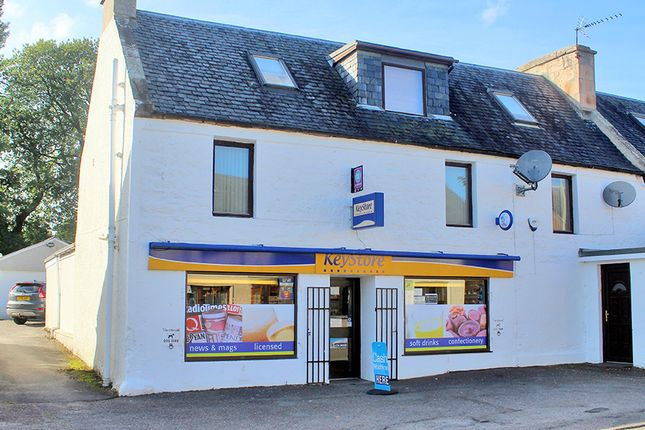 Retail premises for sale in Keystore, Proby Street, Maryburgh, Dingwall, Ross-Shire
