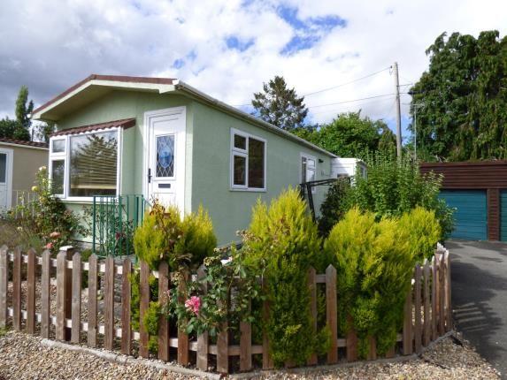 Thumbnail Mobile/park home for sale in Hurst, Martock, Somerset