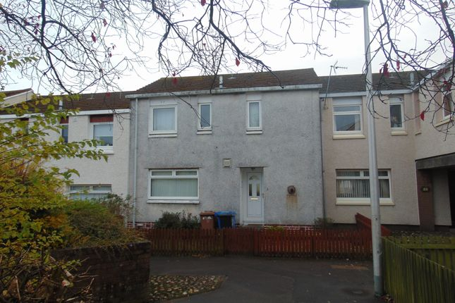 Thumbnail Terraced house to rent in Nelson Avenue, Howden, Livingston
