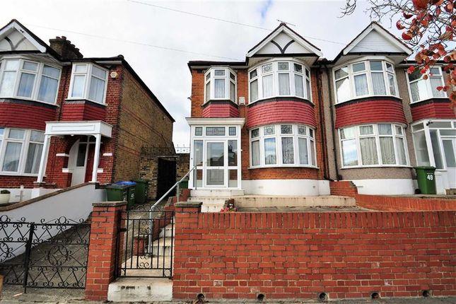Thumbnail End terrace house for sale in Woodhurst Road, London