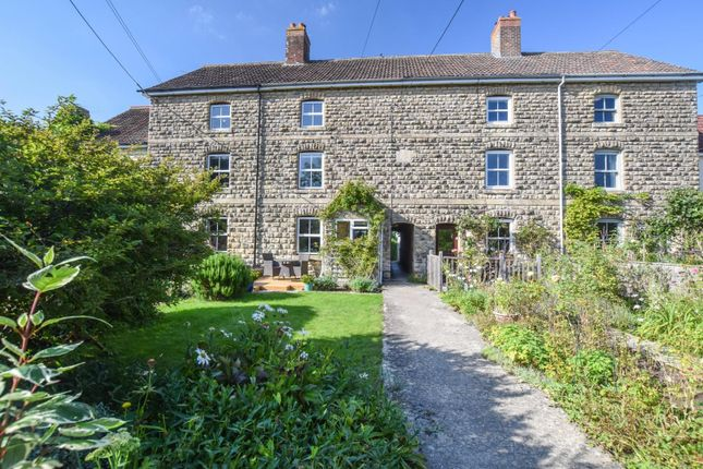 Thumbnail Terraced house for sale in Milbourne, Malmesbury