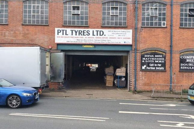 Thumbnail Parking/garage for sale in Unit 6F Morelands Trading Centre, Gloucester