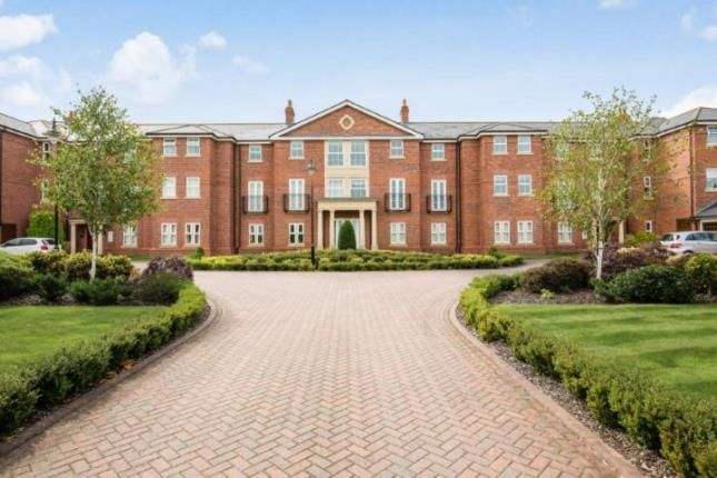 Thumbnail Flat for sale in Ashbourne Drive, Weston, Crewe, Cheshire