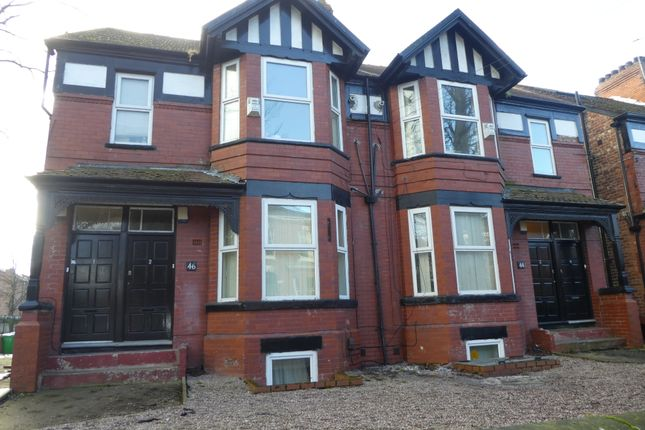 Thumbnail Flat to rent in Parsonage Road, Withington, Manchester